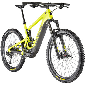 Santa Cruz Heckler CC S GX Eagle yellowjacket